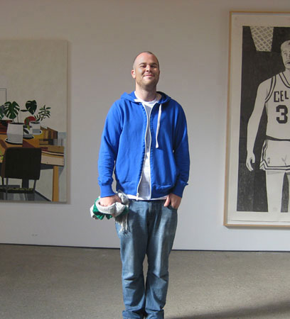 Jonas Wood '99