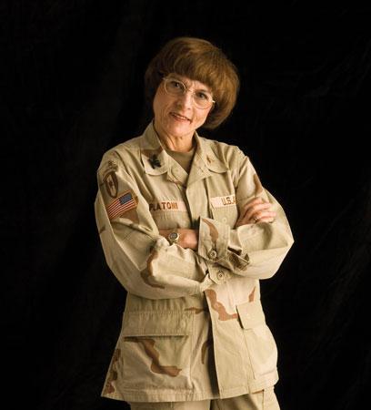 Dr. Katherine Platoni '74, Col. (Ret.)