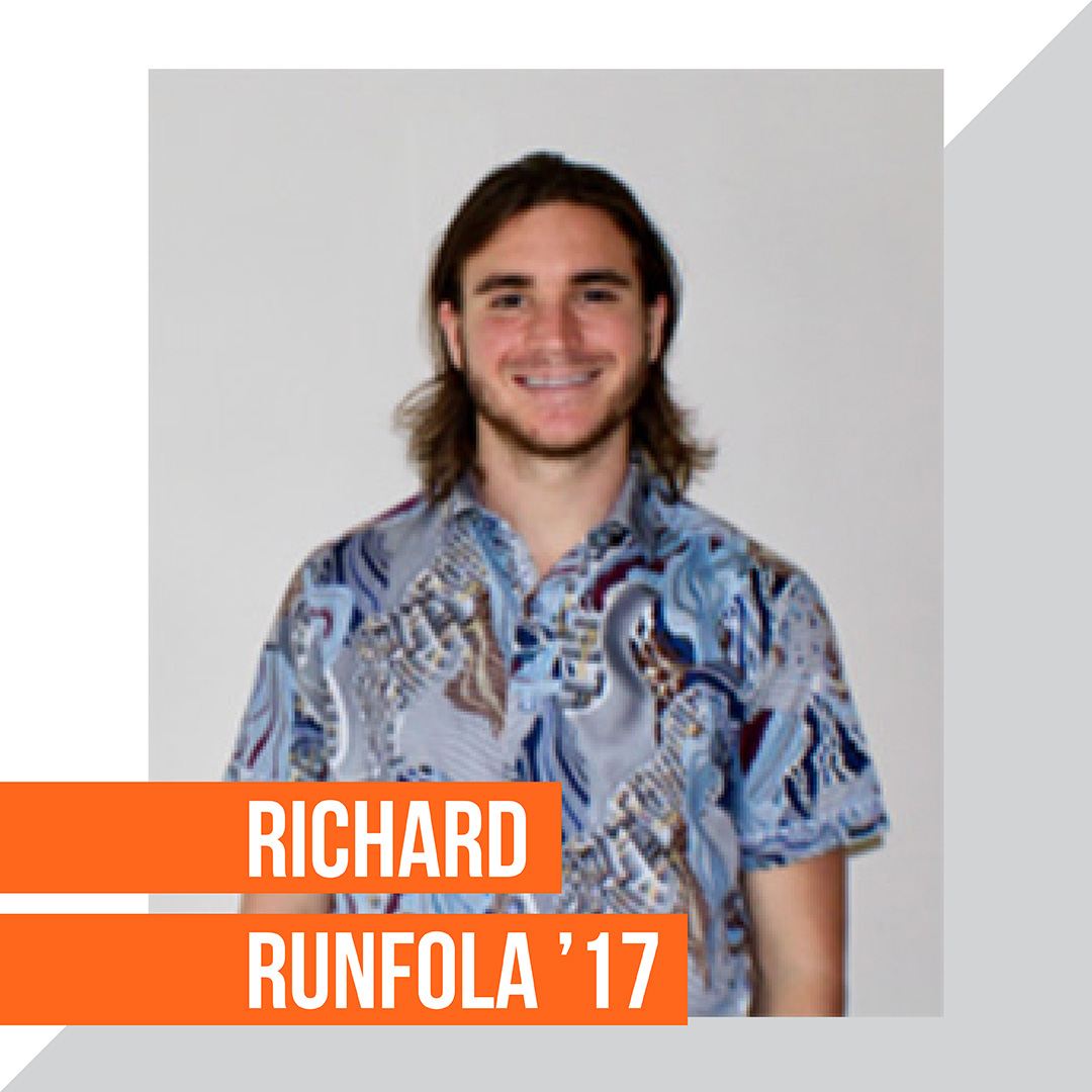 Richard Runfola '17