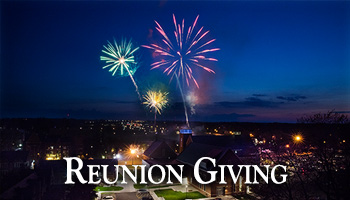 Reunion Giving
