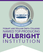 HWS Top Fulbright Producer