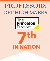 HWS Ranked 18th for Professors Get High Marks
