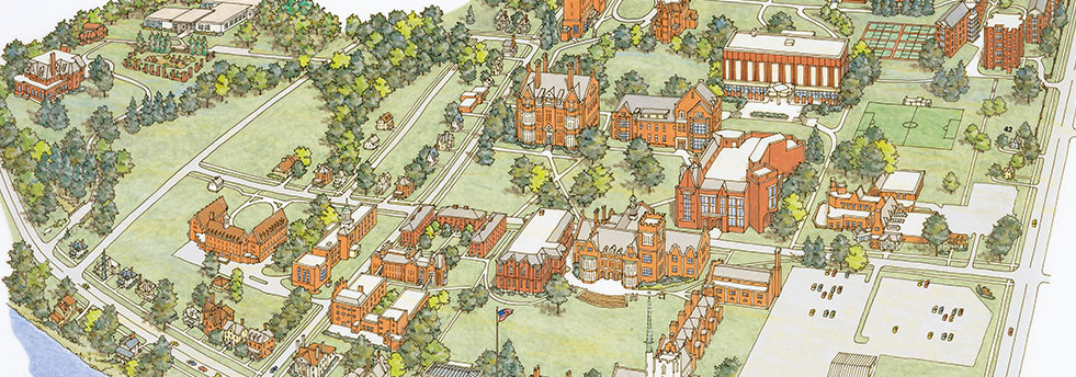 Geneva College Campus Map.Faculty Landing Page Hobart And William Smith Colleges