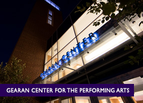 Gearan Center for the Performing Arts