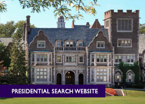 presidential search website