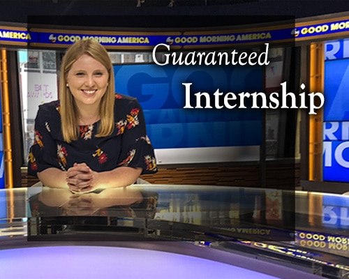 Guaranteed Internship