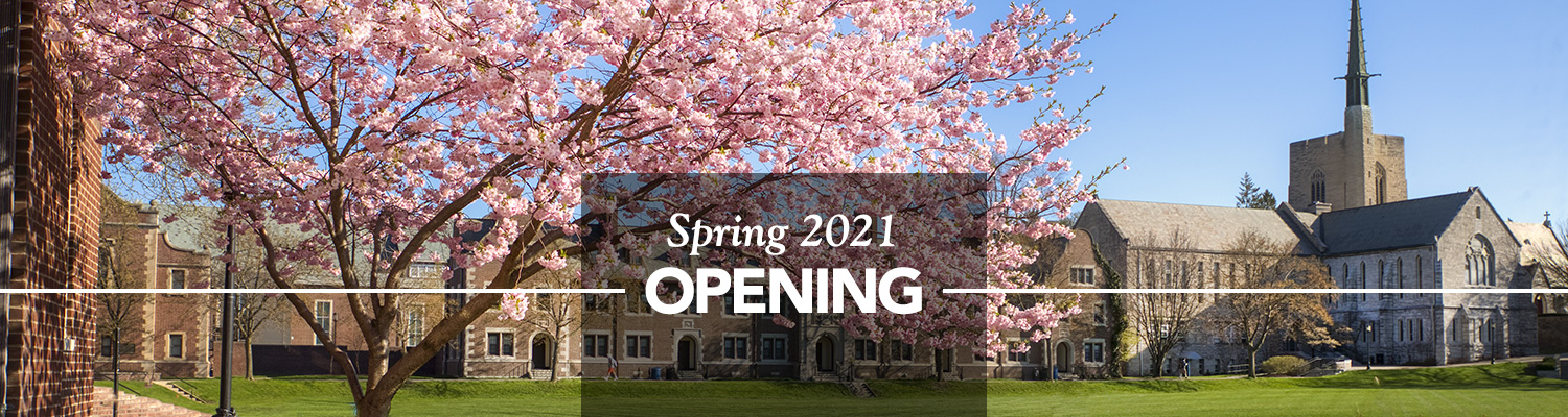 Fall 2020 Opening