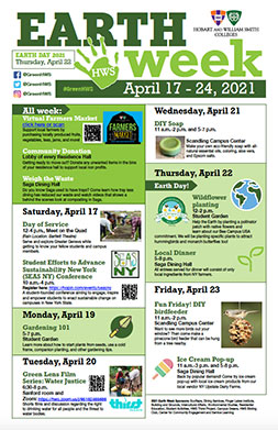 Earth Week Poster