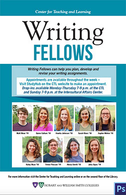 Writing Fellows Poster