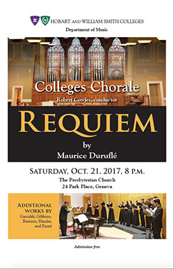 Chorale Poster