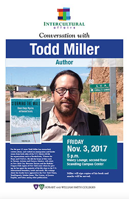 Todd Miller Poster