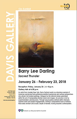 Barry Lee Darling Poster