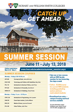 Summer Session Poster