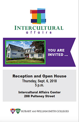 IC Open House Poster