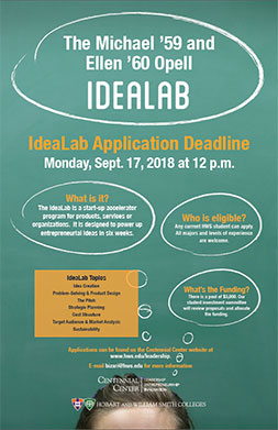 IdeaLab Poster