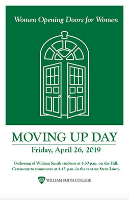 Moving Up Day Poster