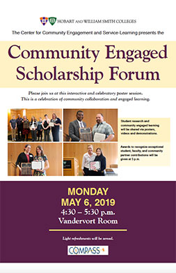 Engaged Forum Poster