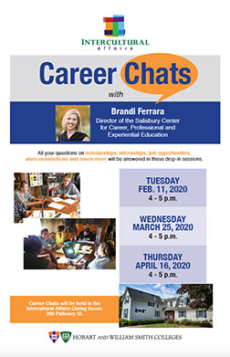Career Chats Poster