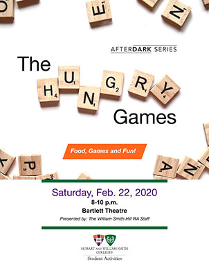 Hungry Games Poster