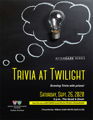 Trivia Poster