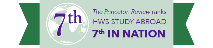 HWS Ranked 7th for Global Education