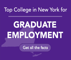 Top in NY for graduate employment