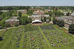 Classes of 2020 Commencement