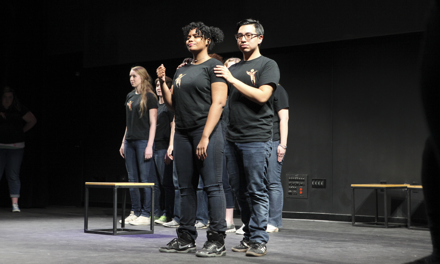 Mosaic NY celebrates the end of the 2015-2016 season with a final performance in the McDonald Theatre of the Gearan Center for the Performing Arts.