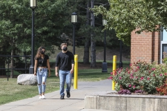 Students on Campus 8_17_20  KColton