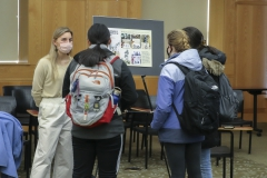 Global Cafe SIIF Grant event KColton. Camille McGriff '22 Presents Pilgrimage of Modern Art In Spain