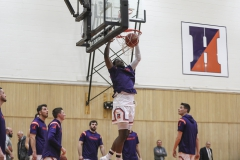 Hobart Basketball vs. RIT<BR>Photos by O. Feider Sullivan '21