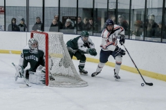 Hobart Hockey vs Babson<br> Photos by Kevin Colton