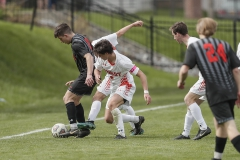 Hobart Soccer vs RIT<BR>Photos by Kevin Colton