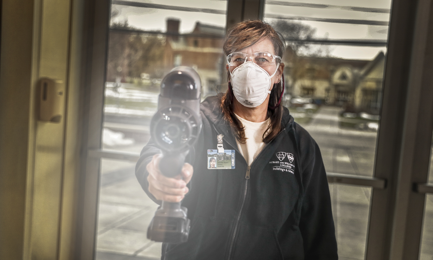 Project Housekeeping,  KColton, Jennifer Decker, been here 5 years, PAC, Performing Arts Center
