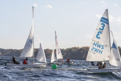 HWS Sailing Practice<BR>Photos by Kevin Colton