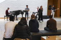 Jazz At the Gearan Center<br>Photos by K Colton