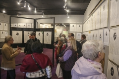 National Women's Hall of Fame Tour<BR>Photos by Owen Feider-Sullivan '21