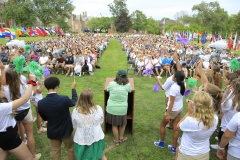 Orientation 2019: President's Welcome