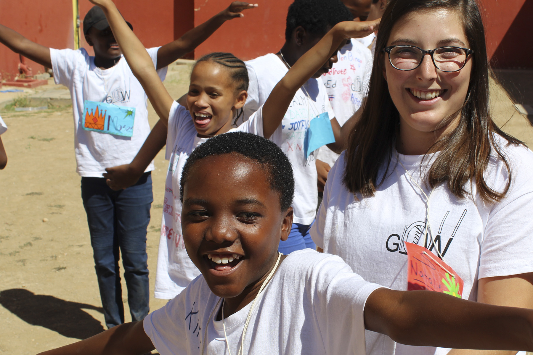 Natalie Booth '18 serves as a teacher at a primary school in Namibia. She is also part of the Peace Corps Namibia Media Committee.