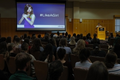 Peak Performance Kickoff, #likeagirl, Ayesha Hassan '96, VP, Executive Creative Director at R/GA