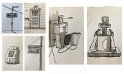 Camille McGriff_Senior_ARTS227_Advanced Drawing_Index III_2020_Ink