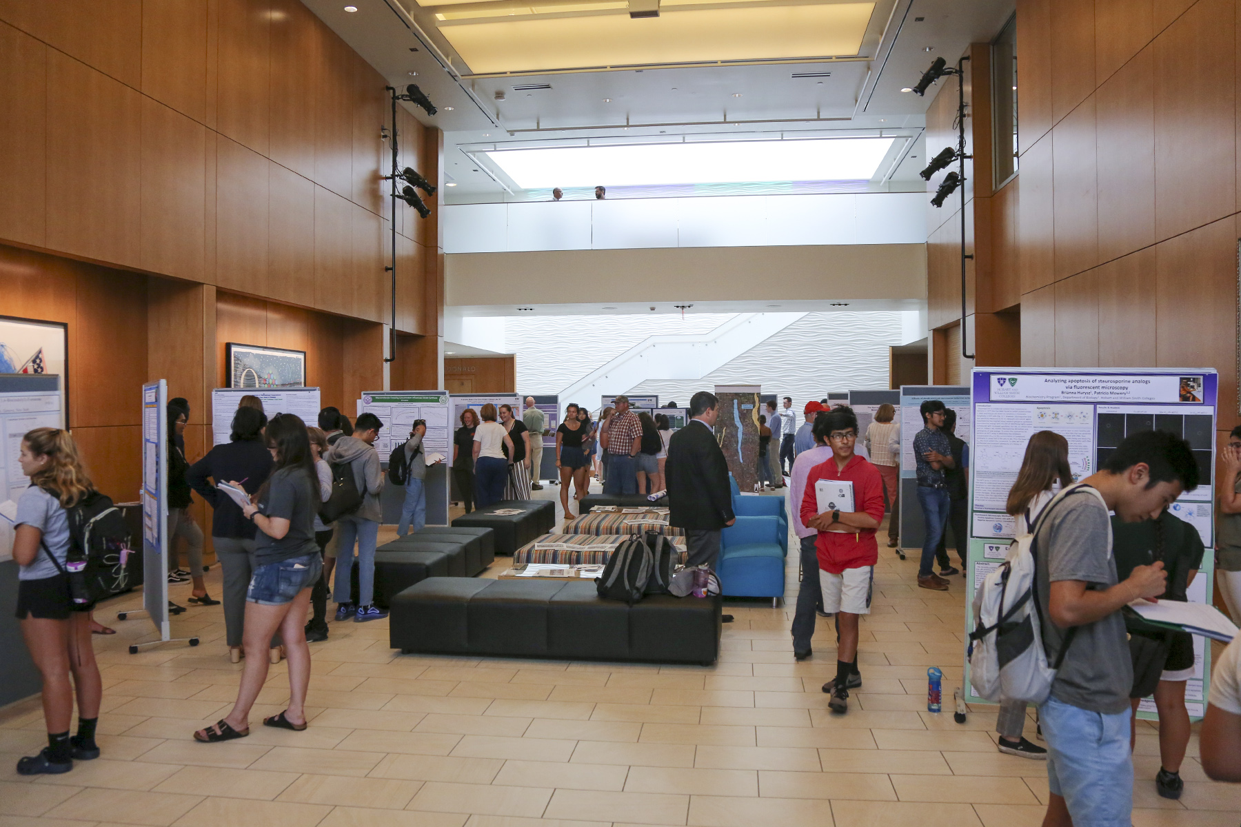 Student Research Symposium 113