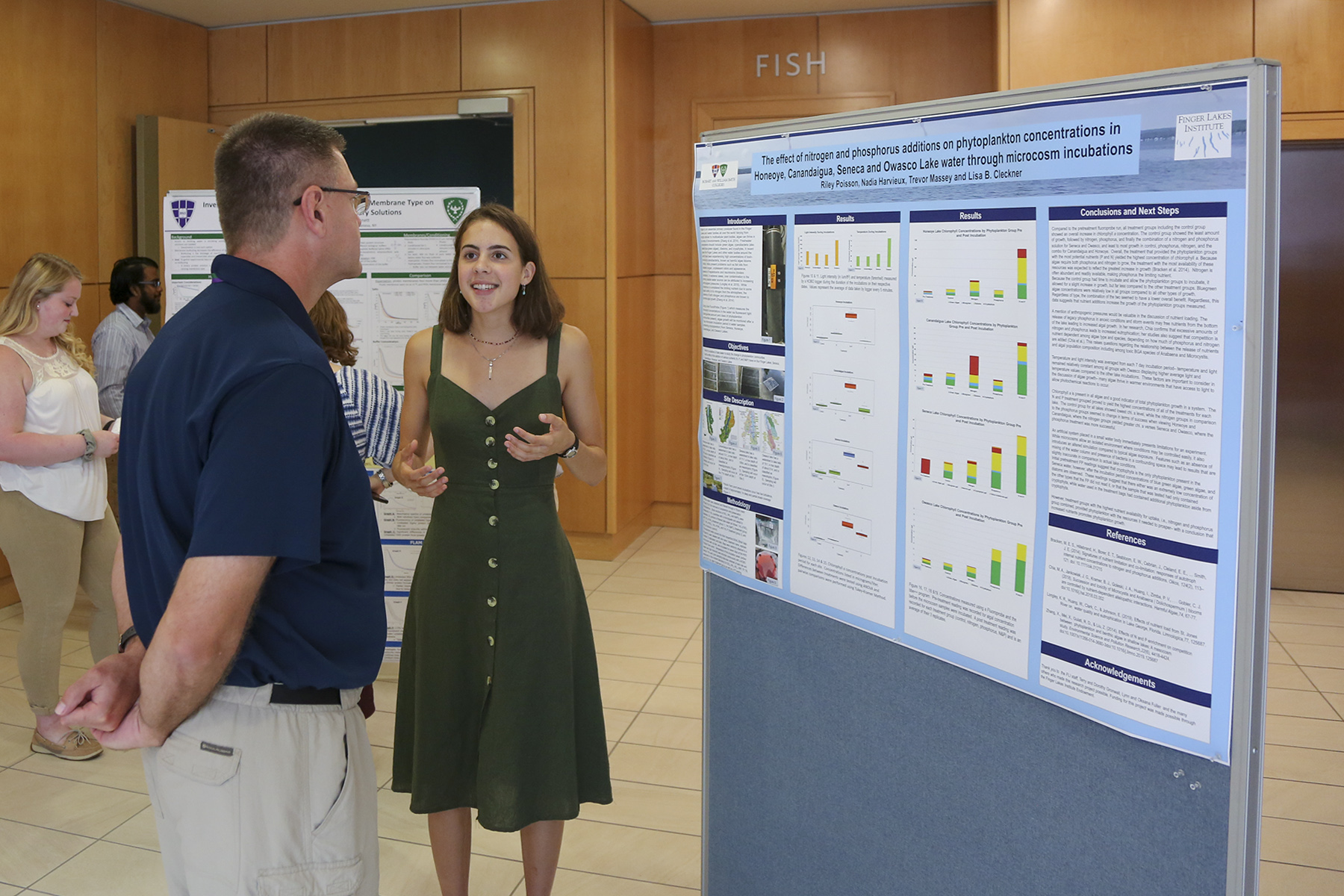 Student Research Symposium 219