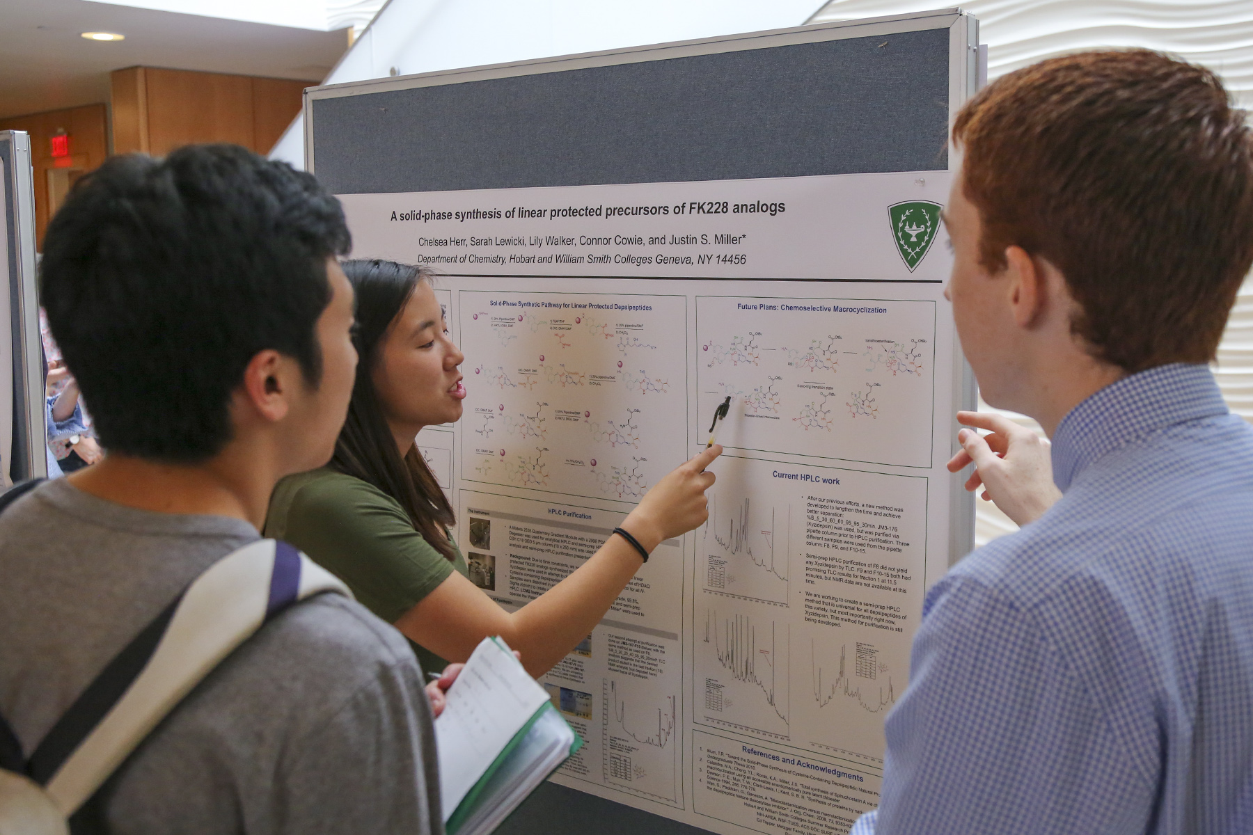 Student Research Symposium 283