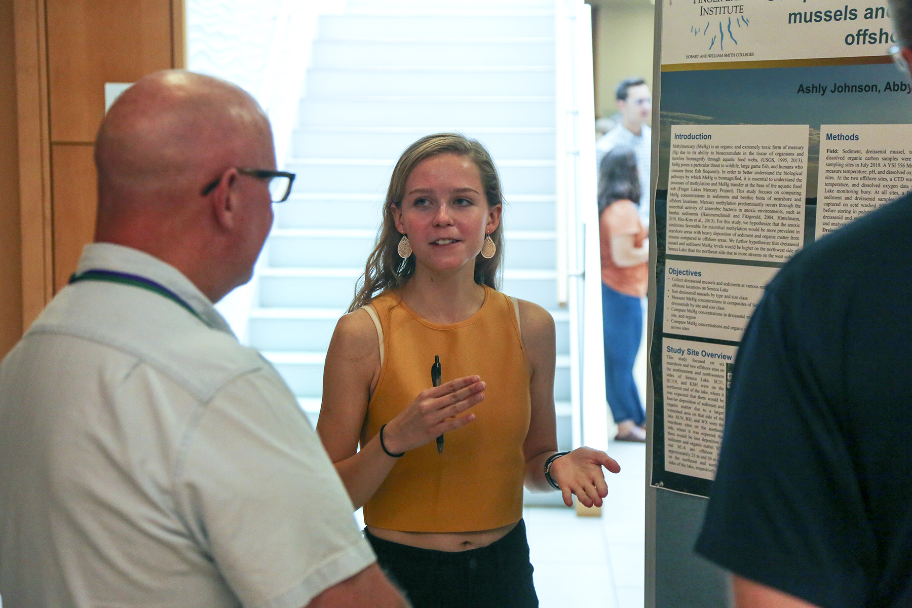 Student Research Symposium 313