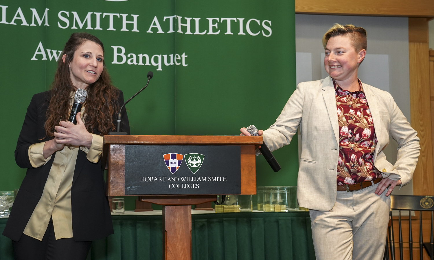 William Smith Athletics Awards067