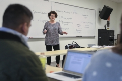 """Associate Professor of Political Science Stacey Philbrick Yadav discusses ethnographic and interpretive approaches in political science in """"Qualitative and Interpretive Research Methods."""""""