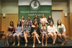 William Smith Athletic Banquet 2017