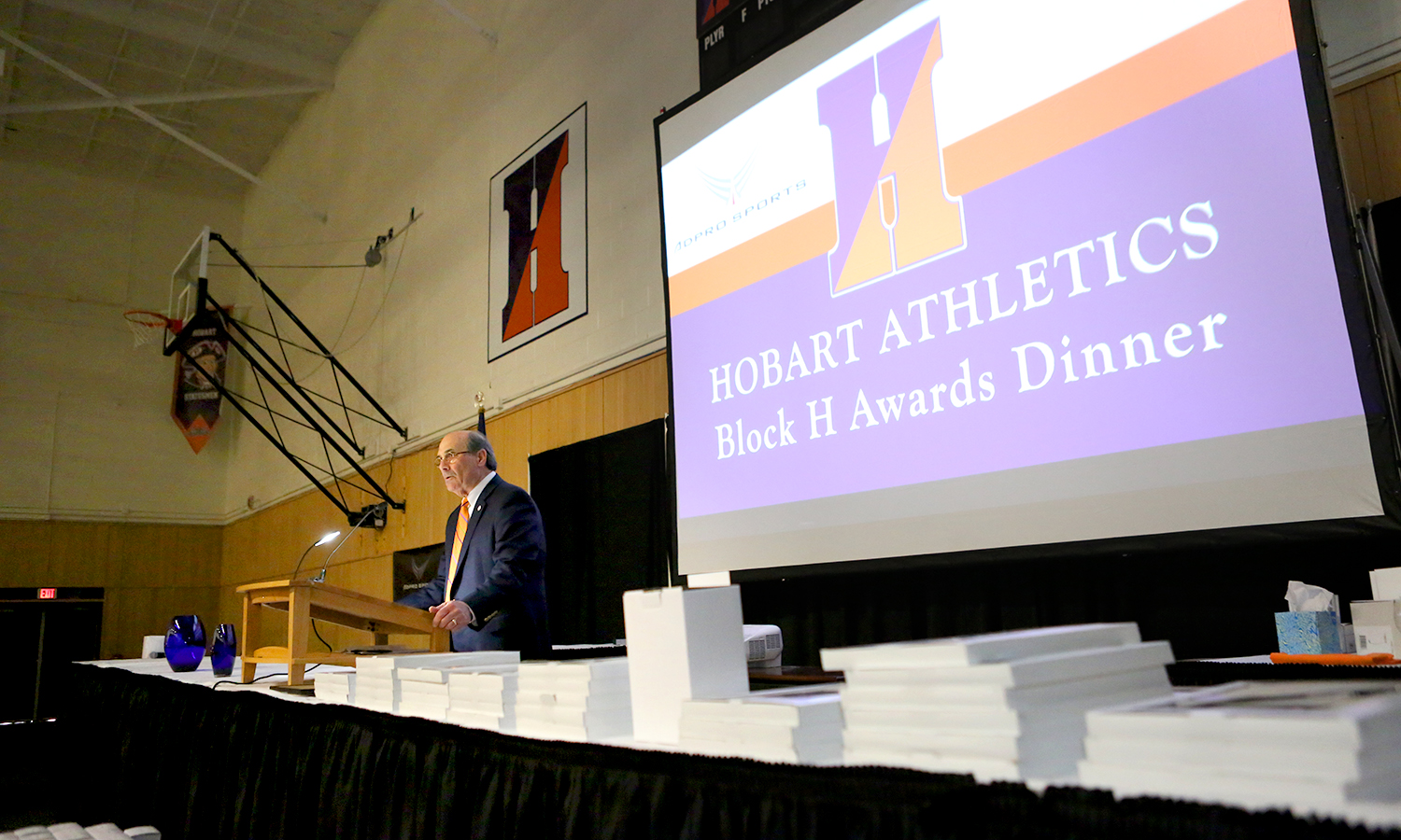 Hobart Block H Awards Dinner 2017