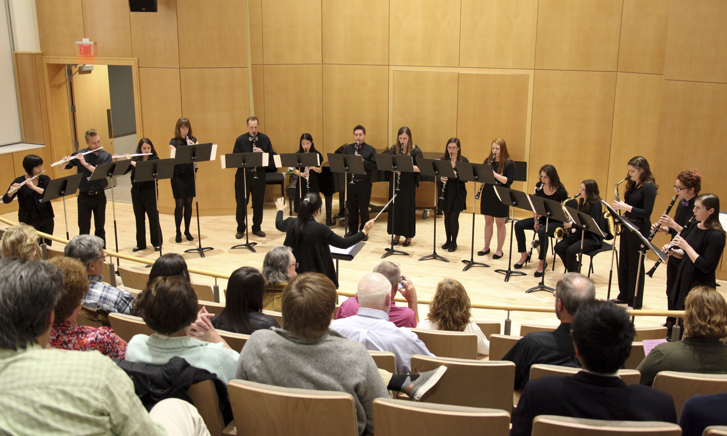 Woodwind and String Ensemble 054